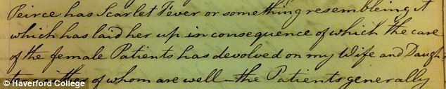 The asylum's records mainly comes from Bonsall's day book, where he wrote about his experi...