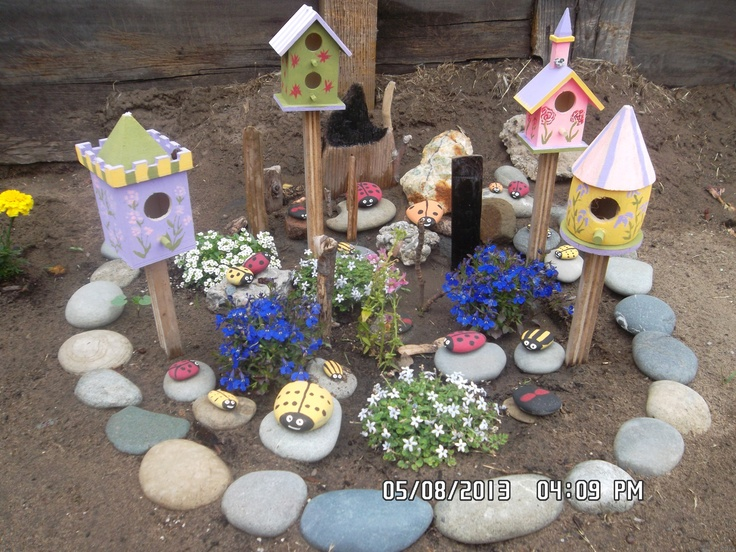 120 best Mini Birdhouse Ideas images on Pinterest Birdhouse