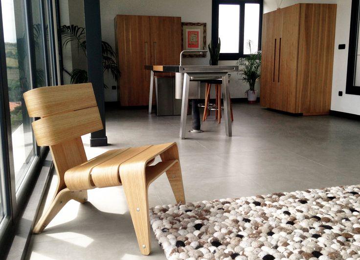 Cadeira Eira. Oitenta.  http://www.oitenta.com/es/