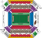 2 TICKETS New England Patriots @ Tampa Bay Buccaneers SEC 122 LOWER BOWL 10/5/17