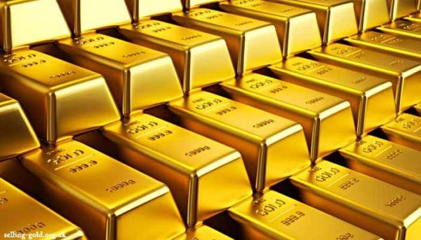 Emas naik tipis, didorong pelemahan dolar AS