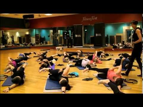 Sample Studio Pilates Matwork Class - YouTube