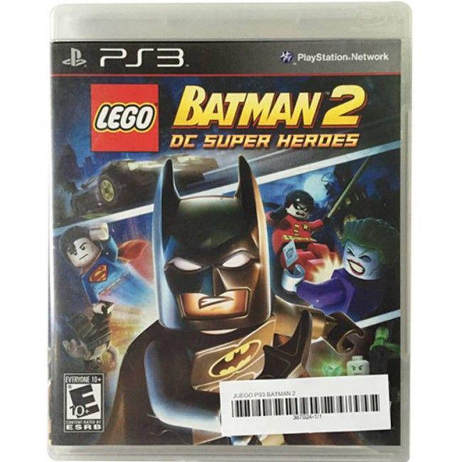 Juego PS3 Lego Batman 2 DC Super Heroes - Juegos de Consola - TV, Consolas y Juegos - Tecnología - Sensacional