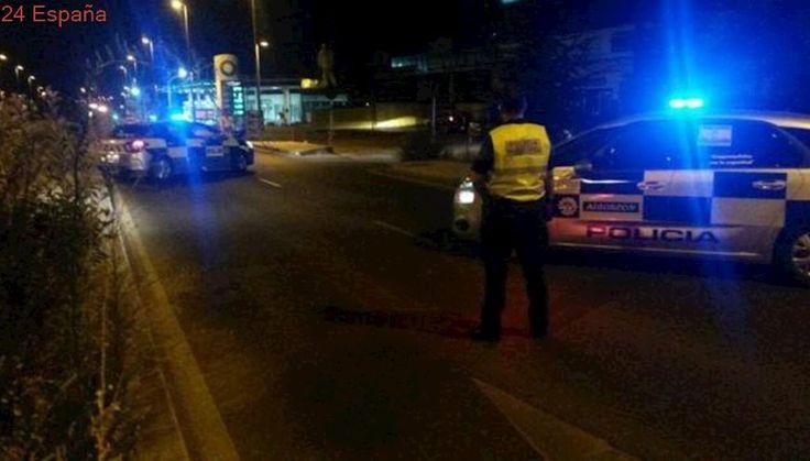 Persecución de película por Alcorcón: un conductor ebrio embiste a una patrulla y huye a toda velocidad