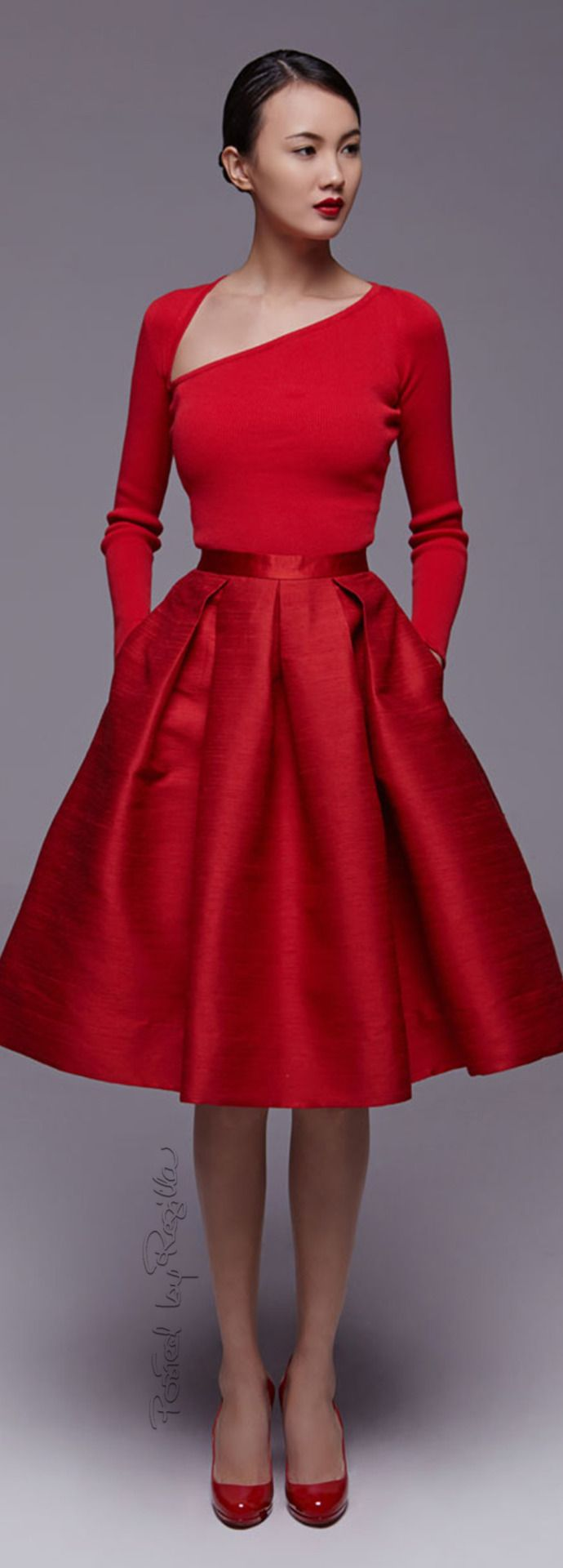 Top 25+ best Red cocktail dress ideas on Pinterest | Red dress ...