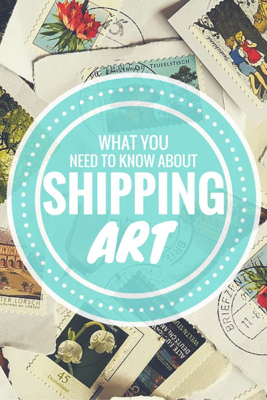 What You Need To Know About Shipping Art