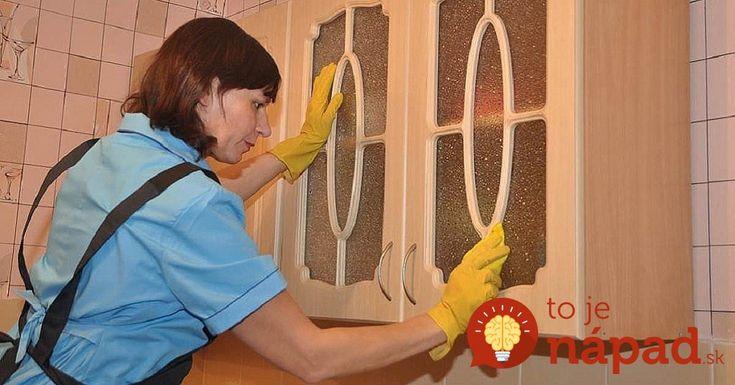 Na udržanie upratanej a čistej kuchyne používame množstvo čistiacich prostriedkov zobchodu. Je však možné zvládnuť to s perfektným výsledkom aj bez použitia chémie? Odpoveď znie áno. Prinášam vám niekoľko geniálnych trikov, ktoré poznali a úspešne