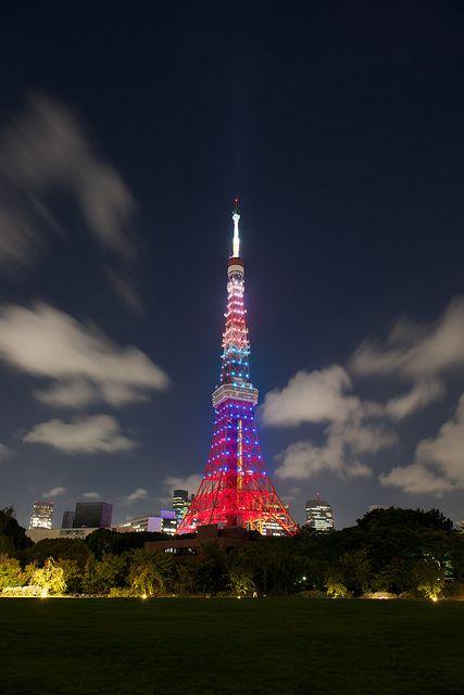 Tokyo Tower, Japan http://www.amazon.com/dp/B007J4A7J4