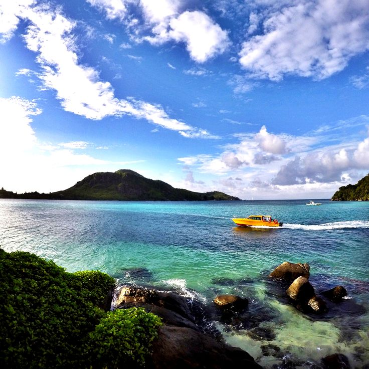 Another perfect day in paradise! #EnchantedIslandSeychelles #Seychelles