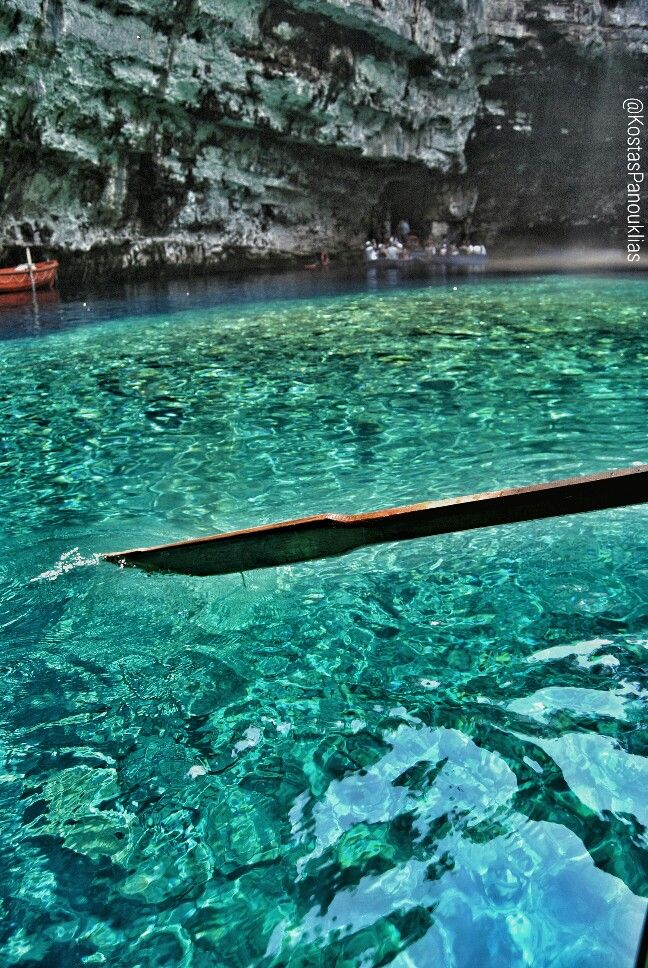 Cave Melisani Kefalonia Greece