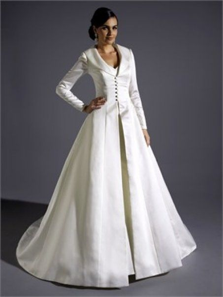 wedding coatdress - Google Search