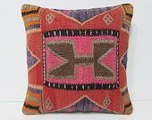 kilim pillow sets 18 moroccan floor cushion rustic pillow cover turkish pillow cover big cushion primitive country decor tapestry rug 27011