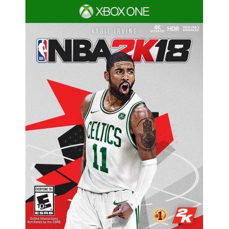 Buy NBA 2K18 (XBOX ONE) at Walmart.com