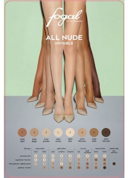 Let's talk about nude tights | what to wear | fashion - Red Online