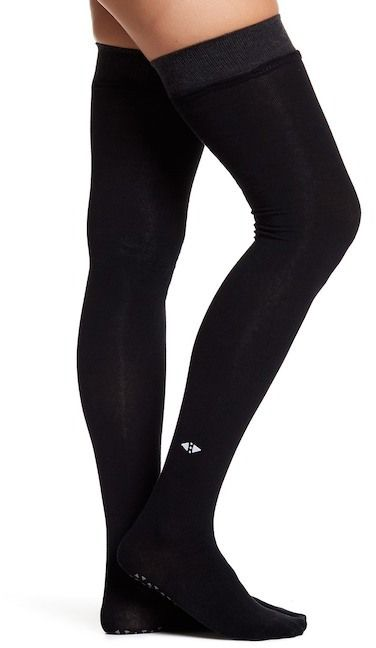 Tavi Noir Johnny Over-the-Knee Grip Socks