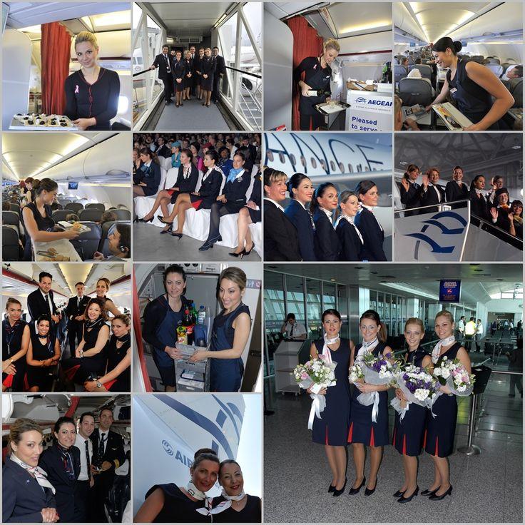 Ένα Ευγενικό Αντίο στην στολή που μας ταξίδεψε ψηλά και αγαπήσαμε πολύ!