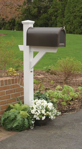 Mailbox - simple and classy.