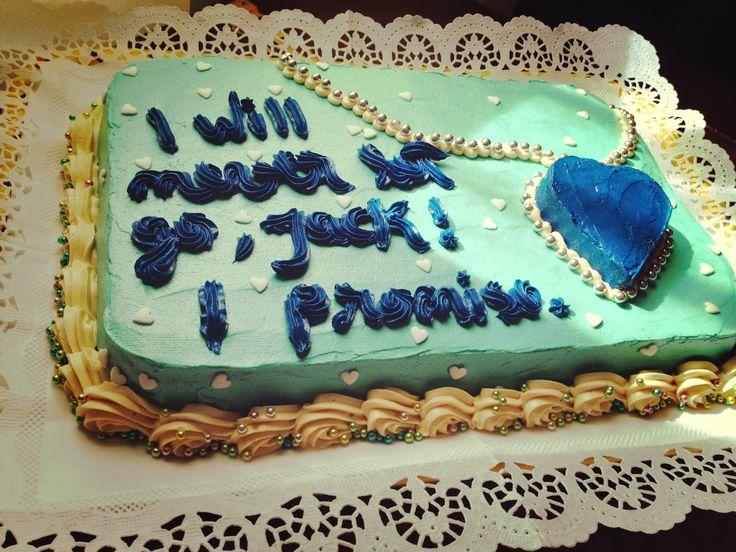 Titanic Cake :)