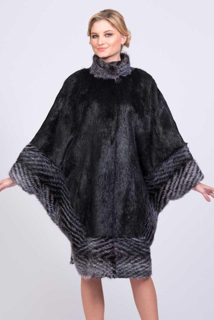 нутрия в 2019 г.   Одежда, Мех и Меховые пальто