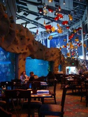 Downtown Aquarium Restaurant in Denver