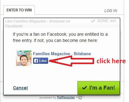WIN $2000 Cash in time for Christmas - Families Magazine