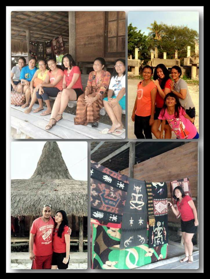 Rende village, one of sumba cultural heritage..