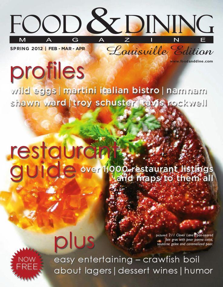Spring 2012 (Vol. 35)  Feb - Mar - Apr 2012