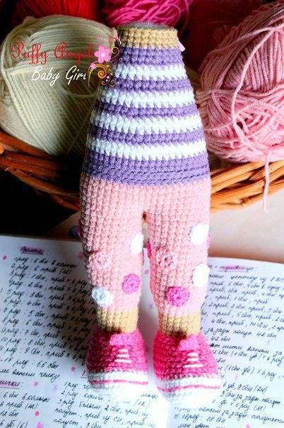 Doc McStuffins doll crochet pattern free