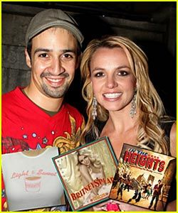 Get In The Heights With Britney Spears — CONTEST!