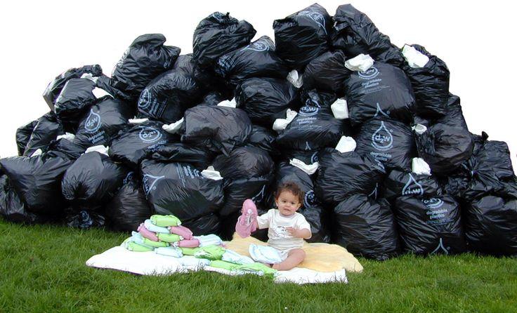 """Scegli i pannolini lavabili, una scelta responsabile per il tuo bambino e per l'ambiente. Ogni bambino che usa pannolini """"usa e getta"""" produce enormi quantità di rifiuti. Per evitare questo basta acquistare un kit completo di pannolini lavabili"""