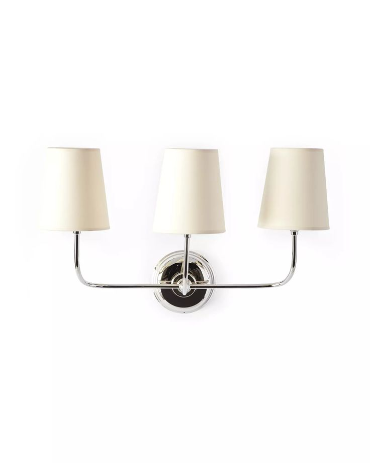 Everett Three-Arm SconceEverett Three-Arm Sconce  sc 1 st  Pinterest & 494 best Lighting images on Pinterest | Lighting products Wall ... azcodes.com