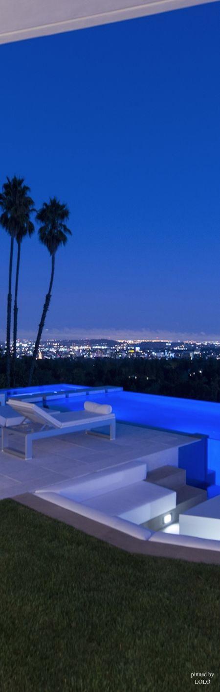 Laurel Way Beverly Hills  by Whipple Russell Architects- ~LadyLuxury~