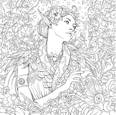 211 Best Coloring Books Images On Pinterest