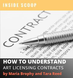 What to Charge for Art Licensing - Royalties Advances and Flat Fees - Maria Brophy