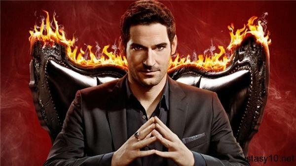 Lucifer Dizisi 4 Sezon Lucifer Actor De Lucifer Tom Ellis