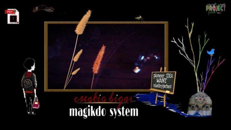 ...Creatio bigas  ....pioneer IDEA  need..partners... by Magikdo Basketmz via slideshare