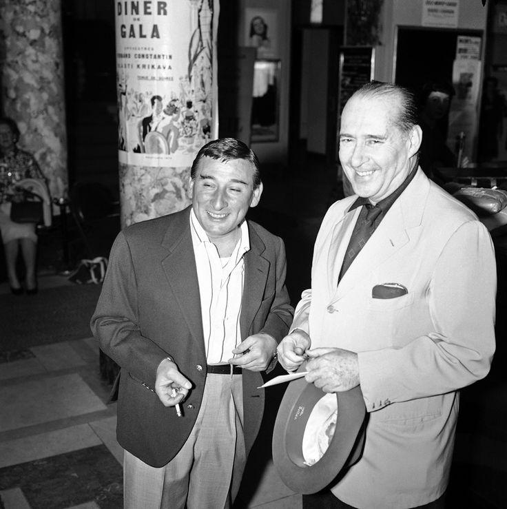 IlPost - Roberto Rossellini e Renato Rascel, 1959 (AP Photo) - Roberto Rossellini e Renato Rascel, 1959 (AP Photo)