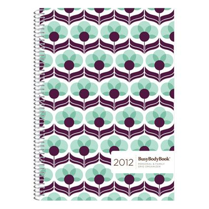BusyBodyBook for personal and family organization