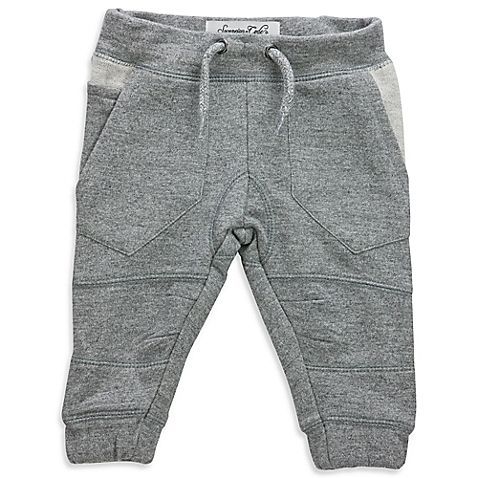 This comfortable and fashionable pair of Jogger Pants from Sovereign Code  are a great addition to your little man's wardrobe for the fall. These grey  pants ...