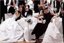 black and white wedding - Αναζήτηση Google