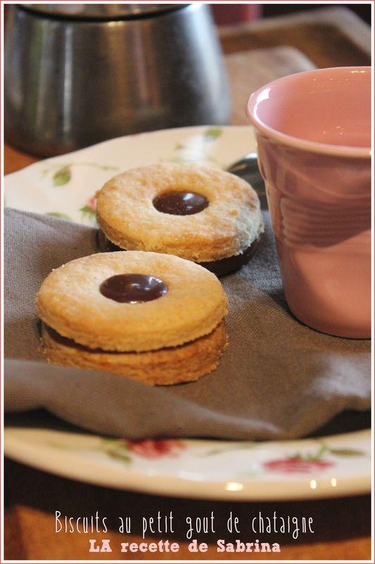 Biscuits sablés de Sabrina de l'émission
