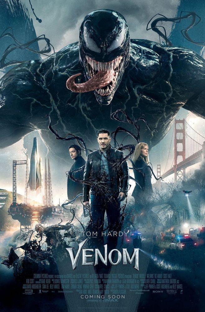Venom  Movie Collectors Poster Print T6 B2g1f