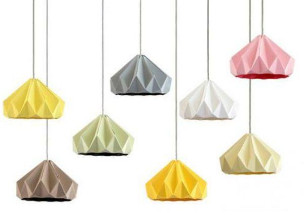 jalousie aus papierrollen selber machen, 7 best papier / paper images on pinterest   lampshades, origami, Design ideen