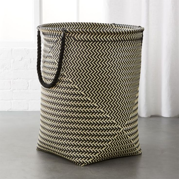 Parkay Large Hamper | CB2