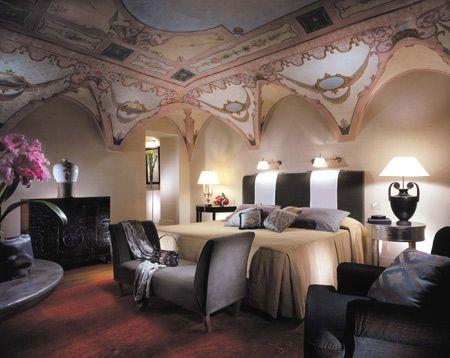 Grand Hotel de la Minerve,Rome, Italy