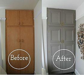 Improving the look of a door