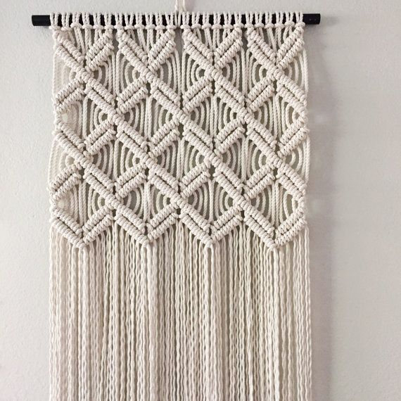 How To Make A Macrame Wall Hanging best 25+ free macrame patterns ideas only on pinterest | macrame