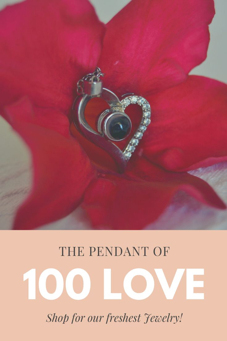 Pendant of 100 Love