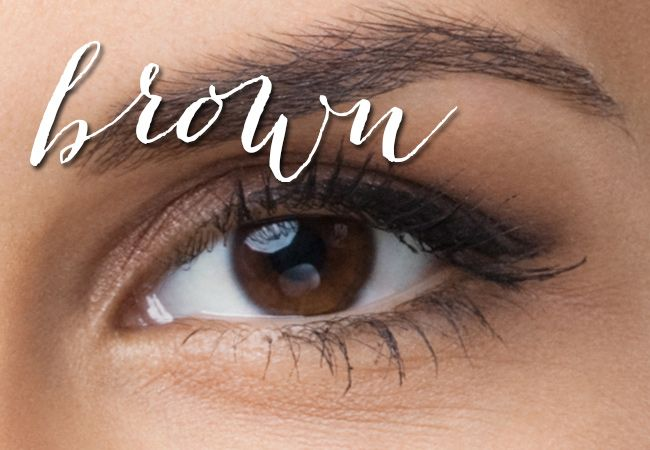 How to Pick the Best Eye Shadow Shades For Your Eye Color: Make Your Eyes Pop! via @15 Minute Beauty