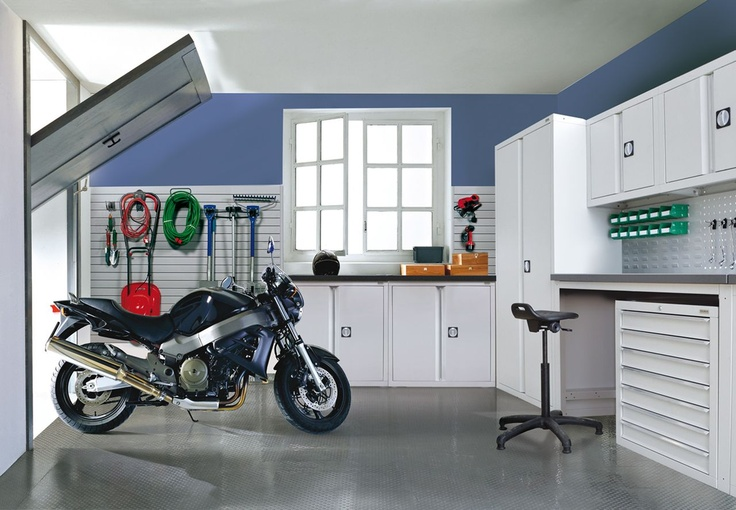 1000 Images About Garage Ideas On Pinterest: 1000+ Images About Take A Pride In Your Garage On